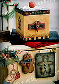 Yuletide Box and Ornaments